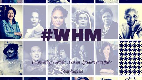 Celebrating Extraordinary Women Everyday   #WHM2018
