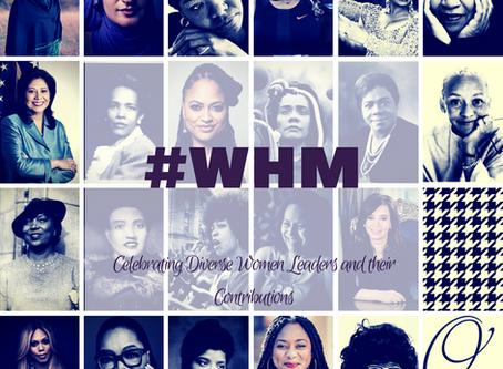 Celebrating Extraordinary Women Everyday | #WHM2018