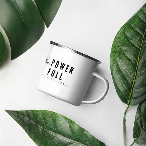 Power FULL Glamping Mug
