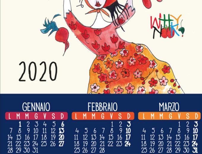 Calendario - Madre Natura