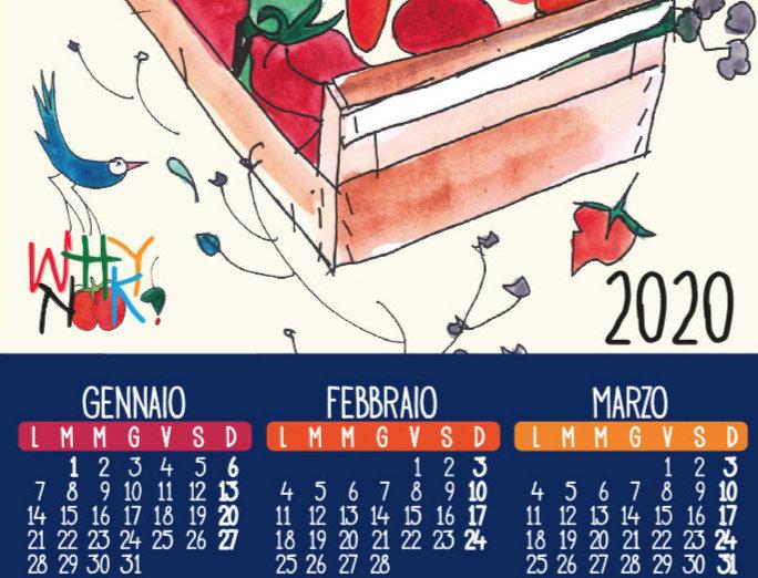 Calendario - Cassetta