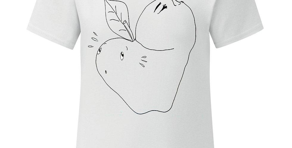 T-Shirt Bimbo Unisex - Mela