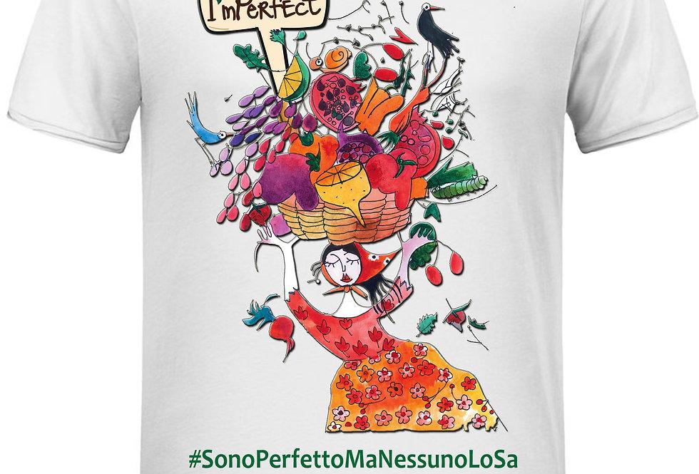T-Shirt Uomo - Madre Natura
