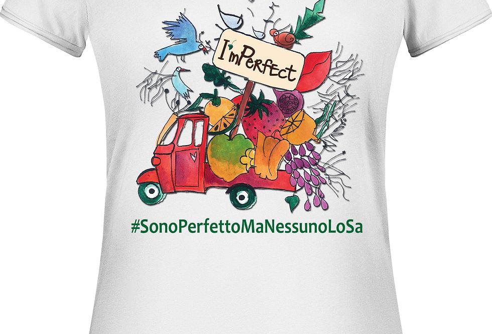 T-Shirt Donna - Apecar