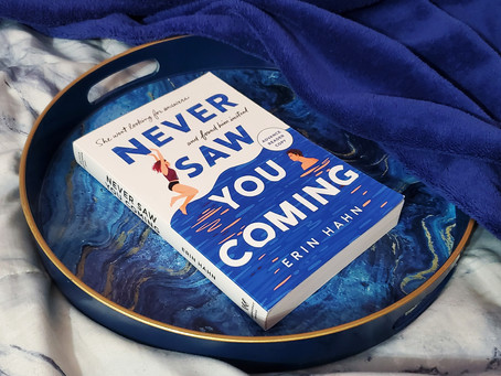 Never Saw You Coming Review
