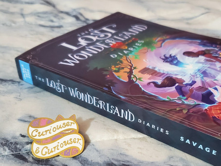 The Lost Wonderland Diaries Review