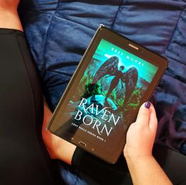 Raven Born Review