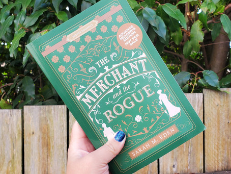 The Merchant and the Rogue Review