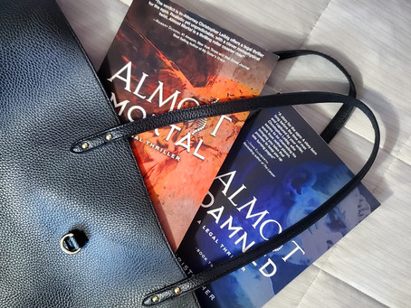 Almost Mortal + Almost Damned Review