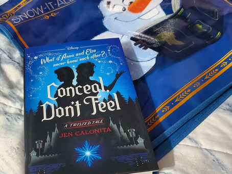 Conceal, Don't Feel Review