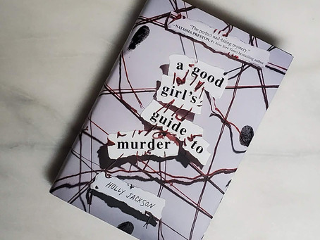 A Good Girl's Guide to Murder Review