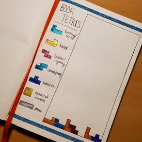 Book Tetris