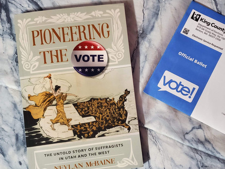 Pioneering the Vote Review