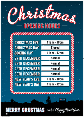 S024651-2 A2 Portrait Xmas Opening hours