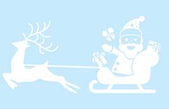 Santa On Sleigh-01.png