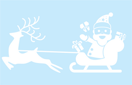 Santa On Sleigh-01.png