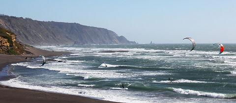kite surfen chile