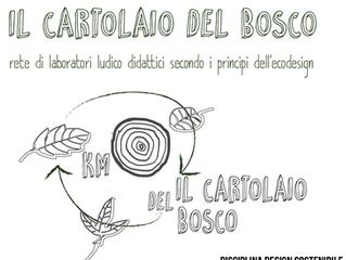 Il Cartolaio del Bosco è Il risultato del progetto  nel bosco in the wood