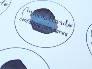 Marmellando progetto di comunicazione di identità visiva handmade