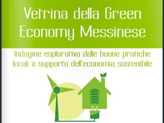 EcoDlab risulta censita tra le realtà della green economy della Provincia di Messina