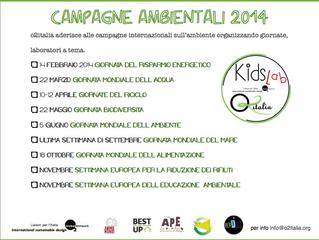 EcoDlab partner di delle campagne ambientali di o2italia