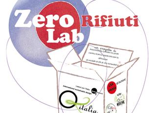 ZeroRifiutiLab un progetto attento alla diffusione degli stili di vita sostenibili e dell'ecodesign