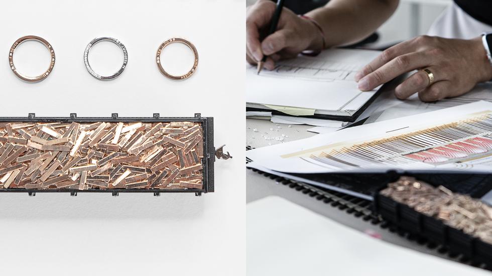 Jewelry Display Design Process