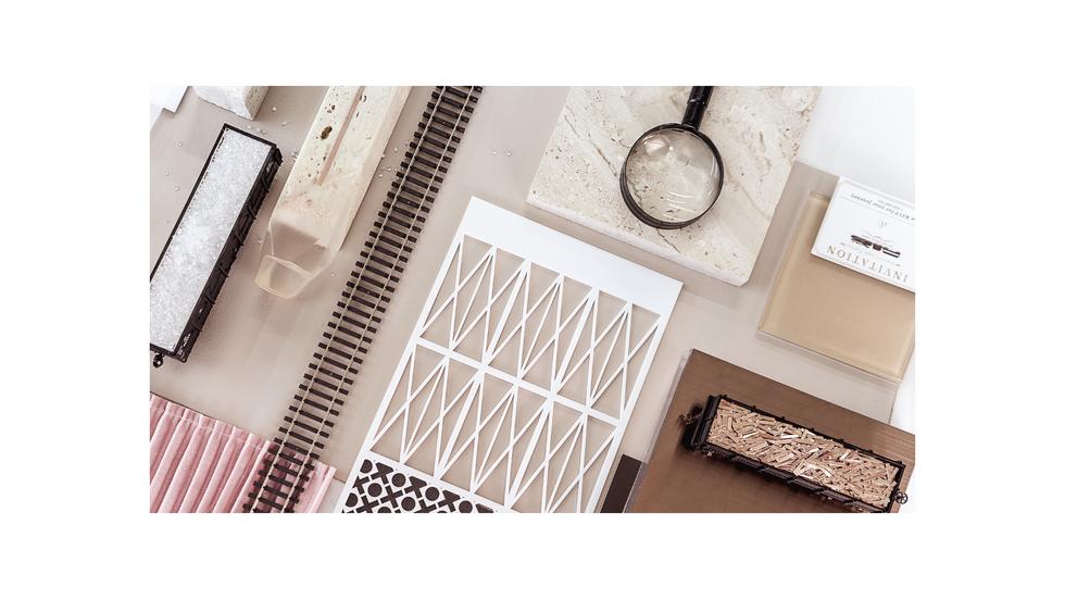 Jewelry Display Design Moodboard