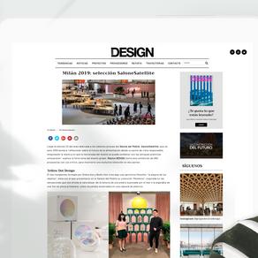 Mexico Design - Salone Satellite 2019