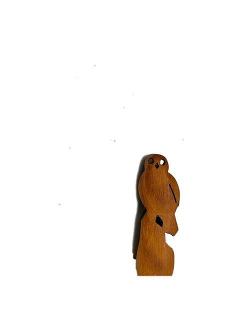 Owl Spoon