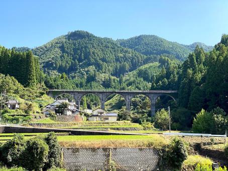 秋の東峰村