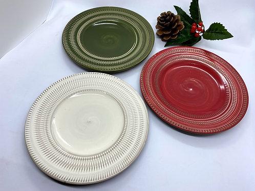 【マルワ窯】5寸皿セット(プレゼント付き♪)