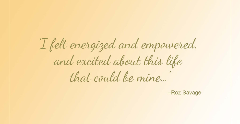 Sisters Quote - Roz Savage