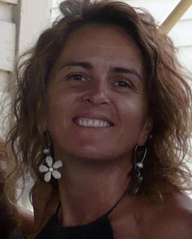 Athena Lambrinidou. (Author's collection)