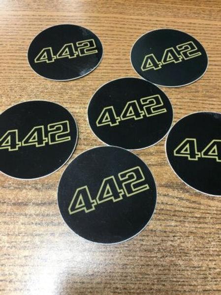 SSIII 442 Emblem