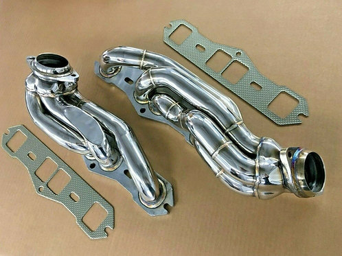 Oldsmobile Small Block Headers