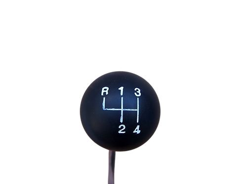 Shifter Knob with Shifter Pattern