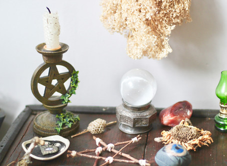 How to Create an Altar