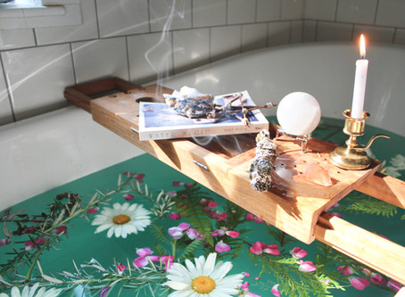 Full Moon Energy Cleanse + Ritual Bath