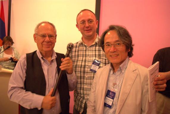 Thalia Prize Awarded to Richard Schechner