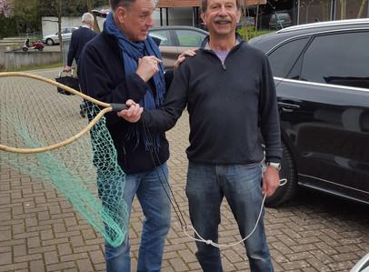 Fisherman`s Friends nach dem Fang der Lachsschnittenzutaten oder fishing for compliments?