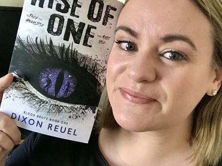 Rise of One's Author Copy