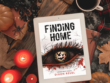 Finding Home - Read Now!