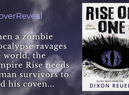 Cover Reveal - Rise of One!