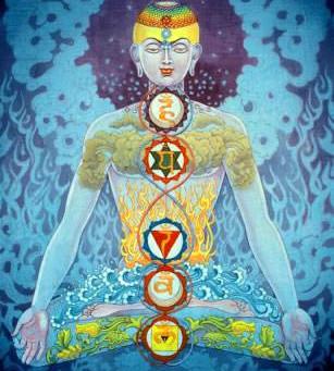 Chakras Kassei Kokyû Hô : Méthode de respiration pour activer les chakras
