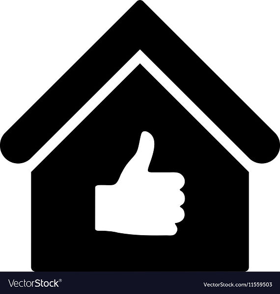 thumb-up-building-flat-icon-vector-11559