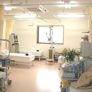 きむクリニック診察室