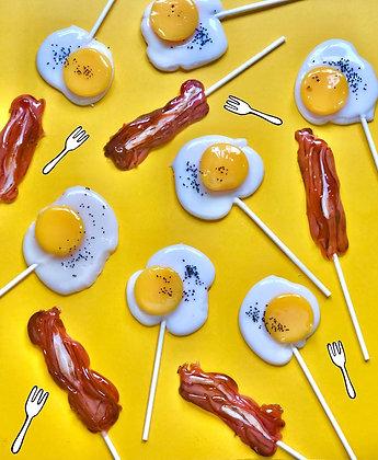 Bacon & Eggs - Set of 6