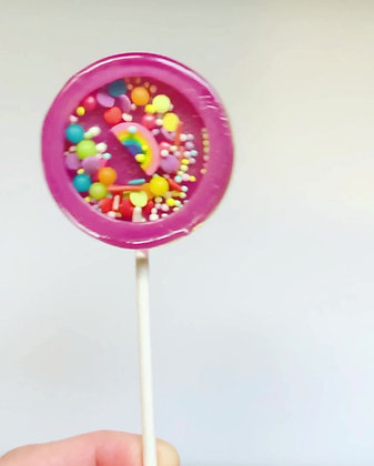 Custom Color Shake Pops - Set of 6 Local Only