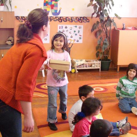 Kids In Need - Hungary